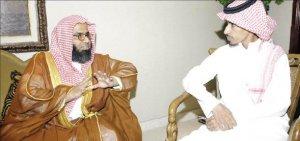 dean Khalid interviewed by newspaper