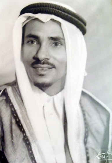 Abdulkareem Al Johaiman, author, teacher and newspaper editor. Imprisoned for supporting opening schools for girls.